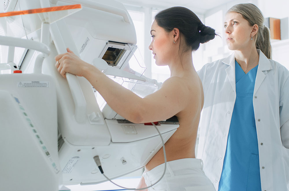 What You Need To Know About Receiving A Mammogram
